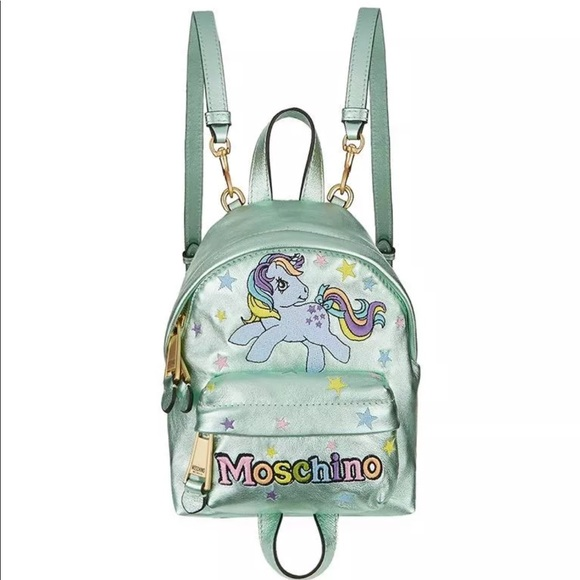 e46bbbb3a7e4 Moschino My Little Pony Backpack